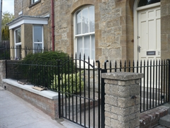 Fitted Railings