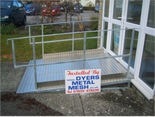 Disabled Access Ramp 4