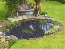 Dyers Metal Mesh Pond Cover