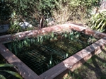 Mesh for Pond safety (Click to view)
